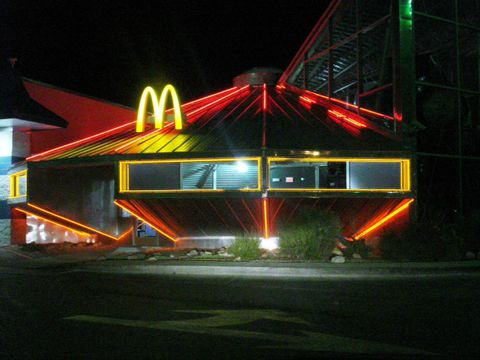 McDonald's - Roswell - New Mexico