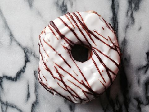 Dunkin Donuts Ranked - Marble Donuts