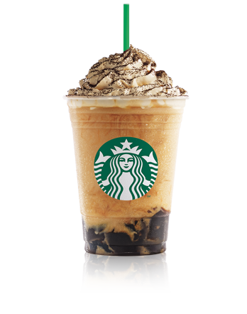 สามเท่า Coffee Jelly Frappuccino