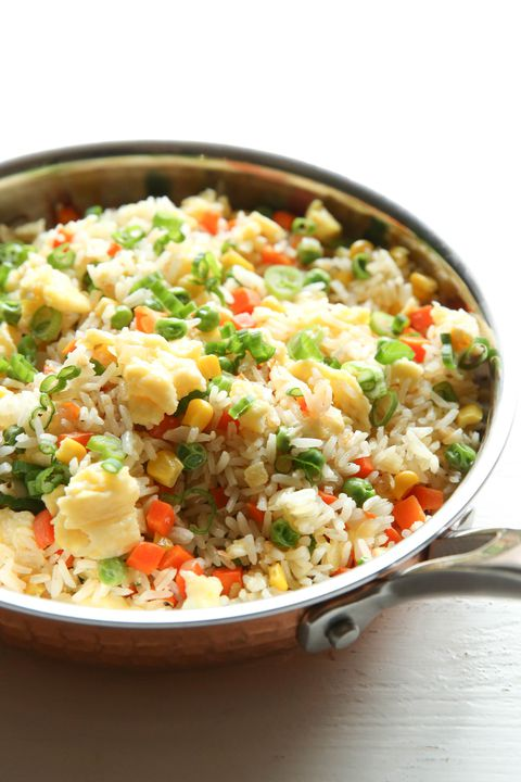 Veggie Fried Rice Vertical