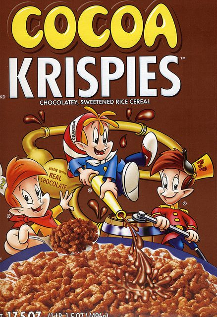 kakao Krispies Cereal Secrets