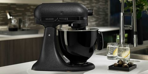 Kitchenaids Y Matte Black Mixer