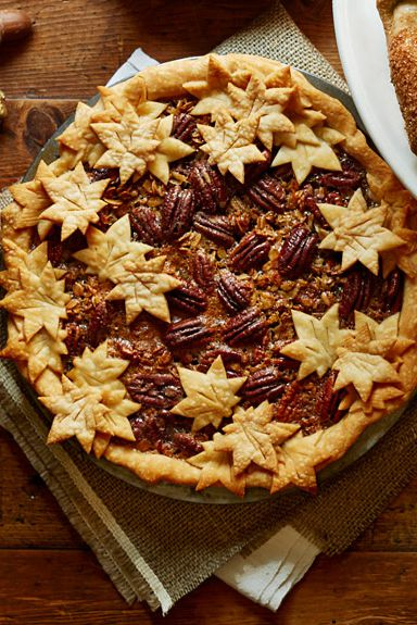 pri pohľade for a classic dessert with a twist? Try out this decadent pecan pie recipe.Recipe: Maple Granola Pecan Pie