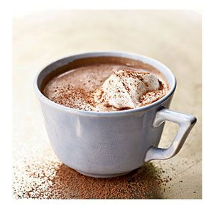 Barselona Hot Chocolate