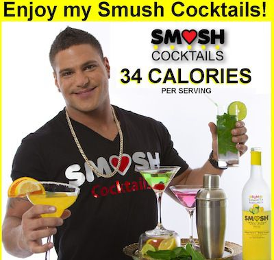 Ronnie Ortiz Magro introduces Smush Cocktail line