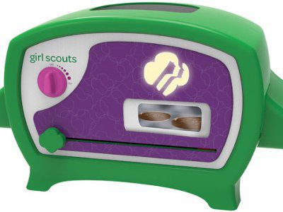 flicka scout cookie oven