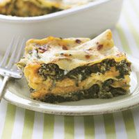 Butternut Squash and Sage Lasagna - GHK 0308