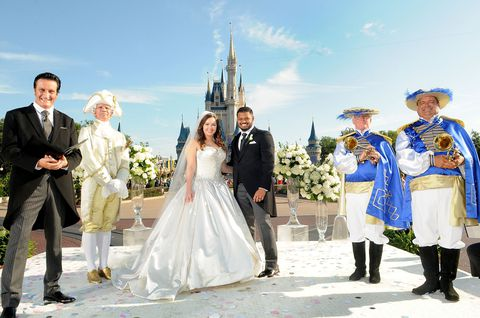 Disney Royal Wedding