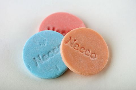 Necco Wafers - Foods Better in Boston