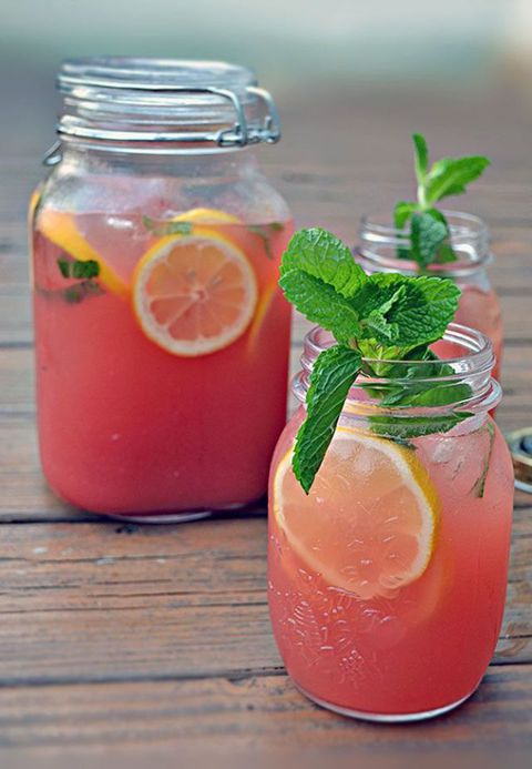 opilecký Watermelon Mint Lemonade Recipe