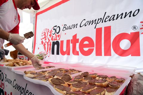 Nutella Celebrates 50 Years