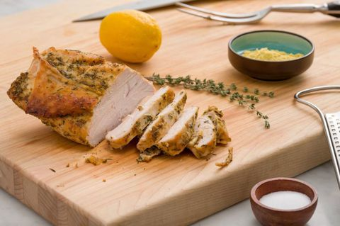 Lemon-Herb Turkey Rub