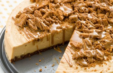 Kaka Butter Cheesecake Recipe
