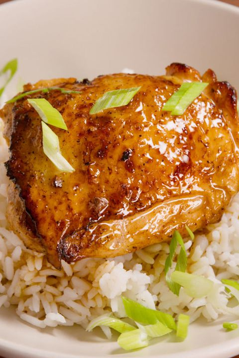 Honung-Lime Chicken