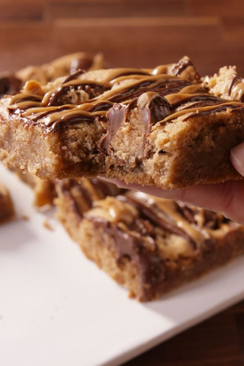 Reese's Blondies