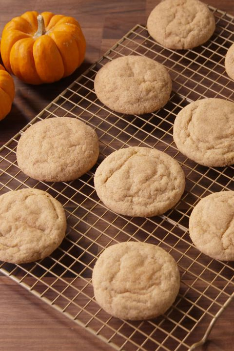 Polnjeni s sirom Pumpkin Cookies Vertical Beauty