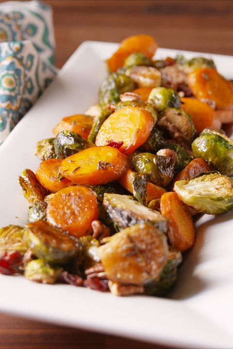 วันหยุด Roasted Vegetables Vertical