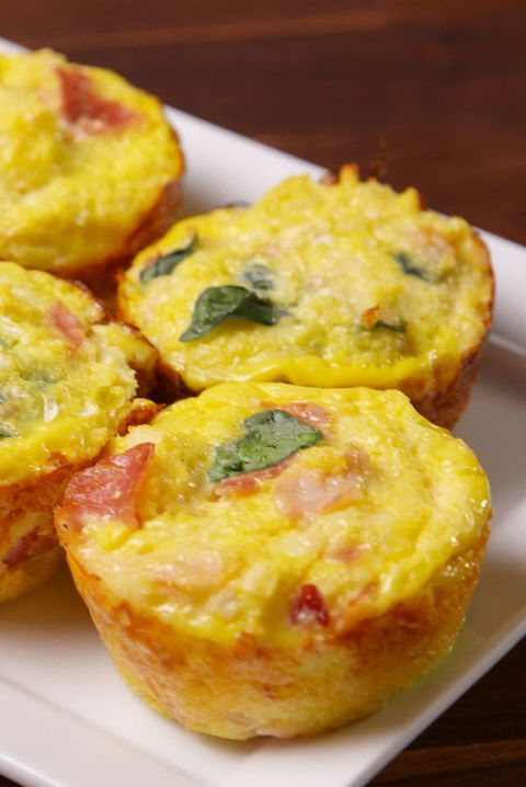karfiol Breakfast Muffins