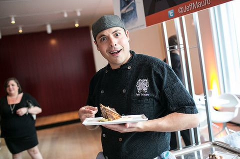 Jeff Mauro, Sandwich King