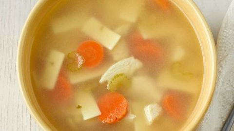 panera Chicken Noodle Soup
