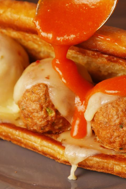 byvol Chicken Meatball Subs Krups Vertical