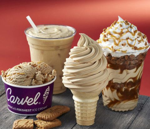 Carvel cookie butter