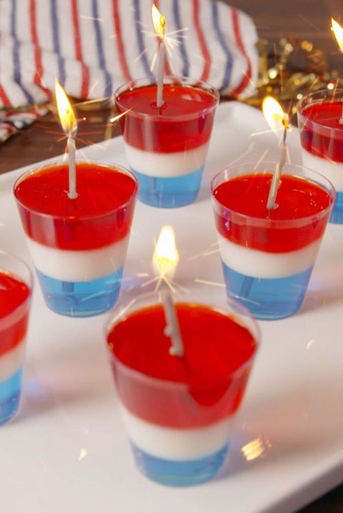 raketa Jello Shots