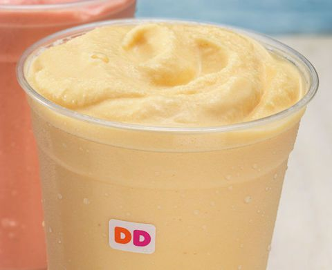Dunkin' Donuts smoothie