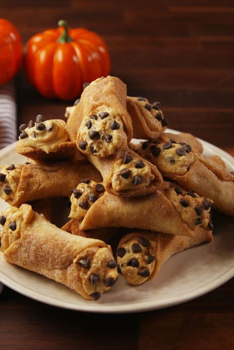 Pumpa Cannoli