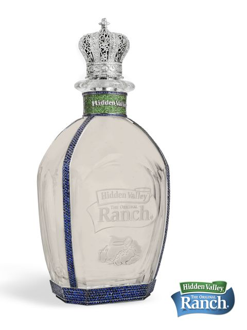 skrytý Valley Ranch Diamond Bottle
