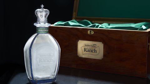 skrytý Valley Ranch Bottle