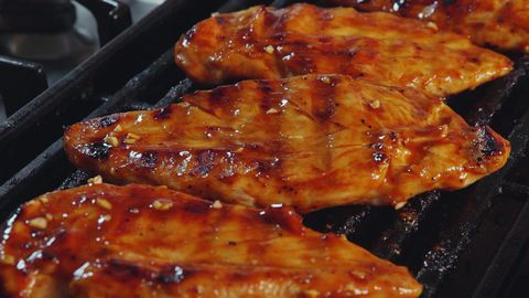 Barbekü Crack Chicken Beauty