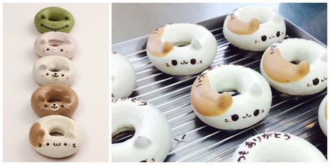 Donuts That Look Like Baby Animals