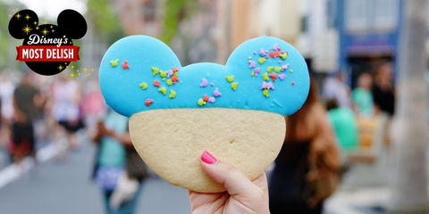 Mickey Sugar Cookie
