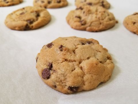 Pillsbury Chocolate Chip Cookies